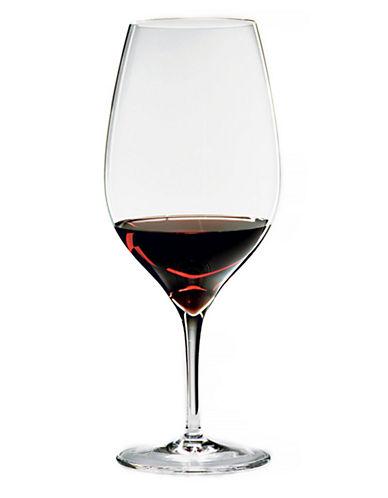 Riedel Grape Syrah Shiraz Set Of 2 Wine Glasses-CLEAR-One Size