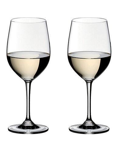 Riedel Vinum Viognier/Chardonnay Wine Glasses - Set of 2-CLEAR-One Size