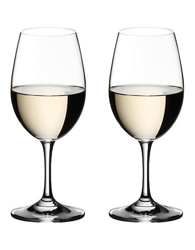 Riedel Ouverture White Wine Set of 2-CLEAR-One Size
