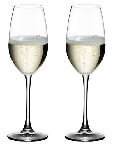 Riedel Ouverture Champagne Glass Set of 2-CLEAR-One Size
