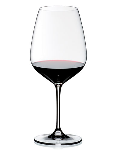 Riedel Heart To Heart Cabernet Sauvignon Set of 2-CLEAR-One Size