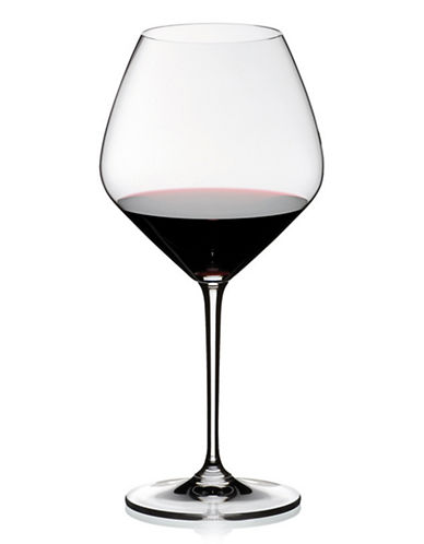 Riedel Heart To Heart Pinot Noir Set of 2-CLEAR-One Size