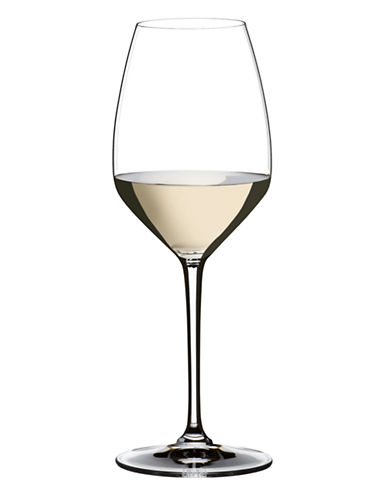Riedel Heart To Heart Riesling Set of 2-CLEAR-One Size