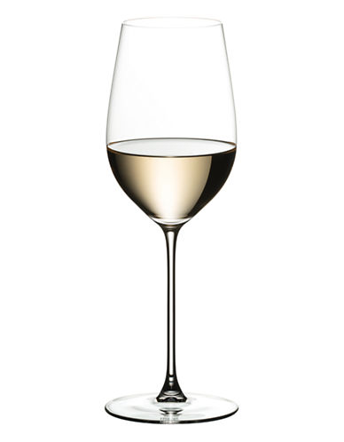 Riedel Veritas Riesling Zinfandel Wine Glasses Set of 2-CLEAR-One Size