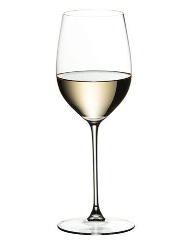 Riedel Veritas Chardonnay Glasses Set of 2-CLEAR-One Size