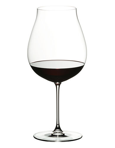 Riedel Veritas Pinot Nebbiolo Wine Glasses Set of 2-CLEAR-One Size