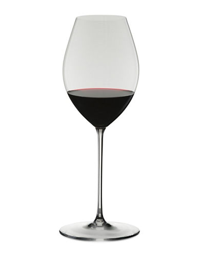 Riedel Superleggero Hermitage and Syrah Wine Glass-CLEAR-One Size