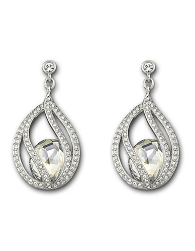 Ean 9007810626650 Product Image For Swarovski Megan Earrings Silver Upcitemdb