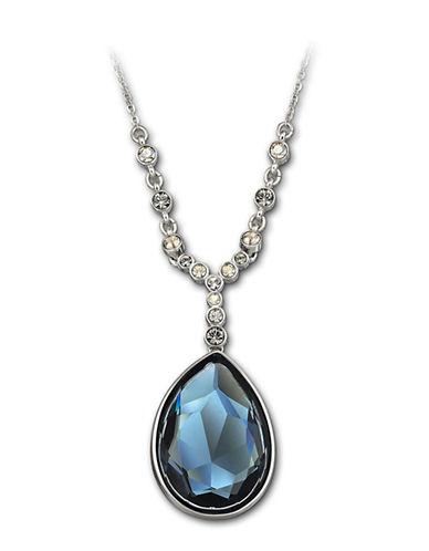 Swarovski Meringue Necklace-SILVER-One Size