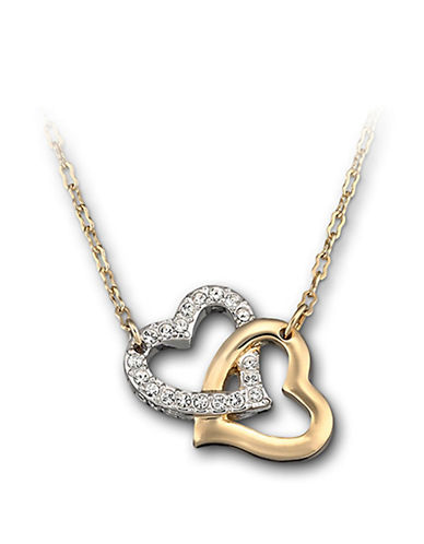 Swarovski Match Necklace-GOLD-One Size
