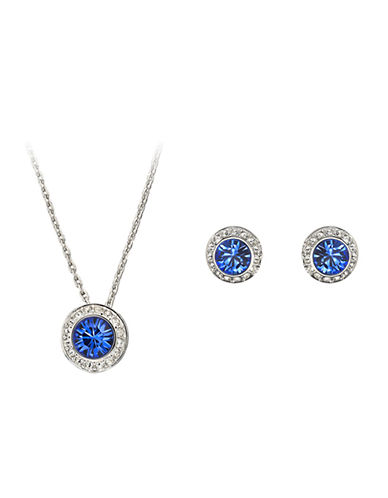 Swarovski Angelic Set-BLUE-One Size