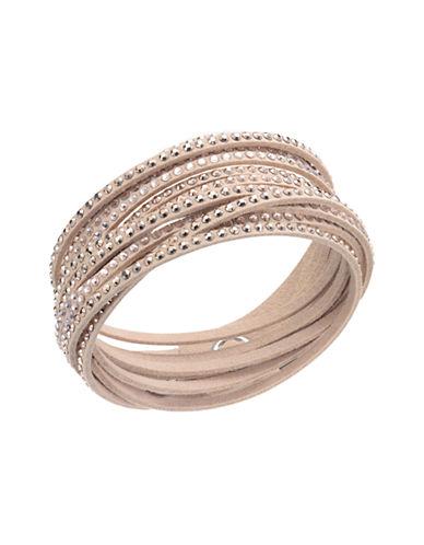 Swarovski Slake Bracelet-NUDE-One Size