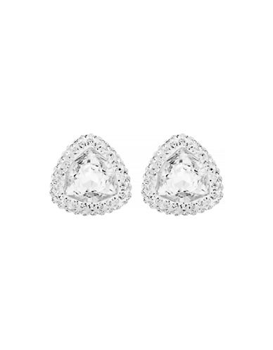 Swarovski Begin Earrings-RHODIUM-One Size