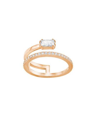 Swarovski Swarovski Crystal Ring-PINK-7