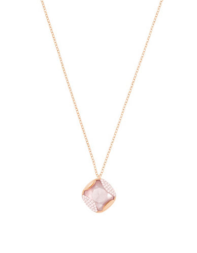 Swarovski Heap Pave Pendant-ROSE GOLD-One Size
