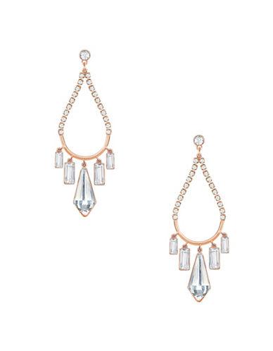 Swarovski Talina Chandiler Earrings-ROSE GOLD-One Size