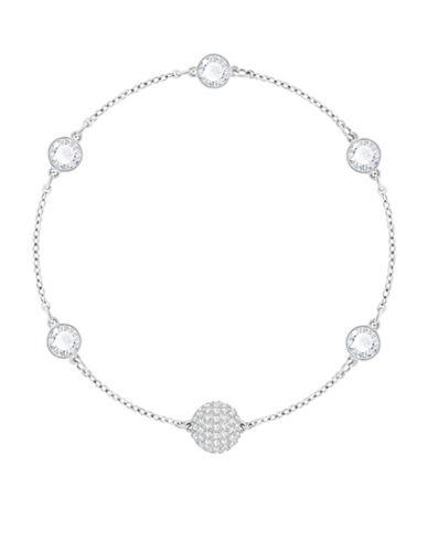 Swarovski Remix Crystal Timeless Bracelet-SILVER-One Size