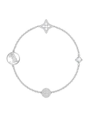 Swarovski Swarovski Remix Crystal Star Bracelet-SILVER-One Size