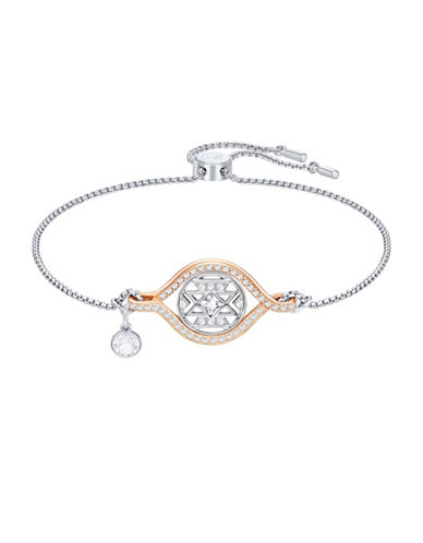 Swarovski Humanist Butterfly Bracelet-TWO TONE-One Size