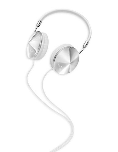 Swarovski Headphones Gift with Purchase-WHITE-One Size