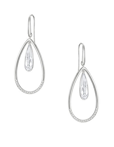 Swarovski Lisanne Crystal Orbital Drop Earrings 89800987