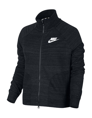 Nike Sportswear Advance 15 Track Jacket-BLACK-Large