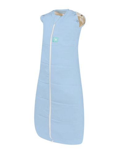 Ergopouch Ergococoon Hybrid 2.5 Tog Sleeping Bag-BLUE-0-3 Months