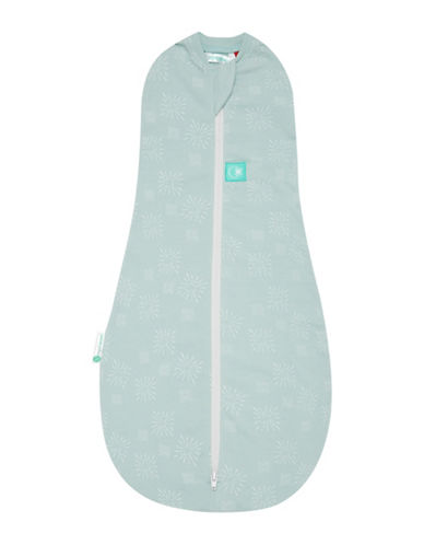 Ergopouch Ergococoon 1 Tog Mint Star Sleeping Bag-MINT-0-3 Months