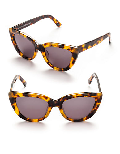 Sunday Somewhere Laura 54mm Cat-Eye Sunglasses-MARBLE TORTOISE-One Size