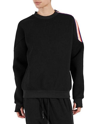 Major Win Oversized Merino Wool Sweatshirt by P.E Nation