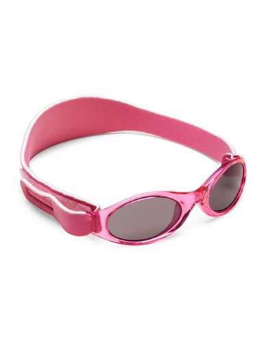Banz Adventure Baby Sunglasses for Ages 0-2 Years-PINK-One Size