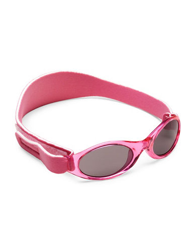 Banz Adventure Kidz Sunglasses for Ages 2-5 Years-PINK-One Size