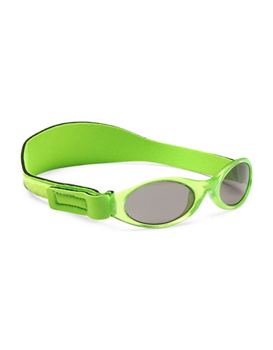 Banz Adventure Kidz Sunglasses for Ages 2-5 Years-GREEN-One Size