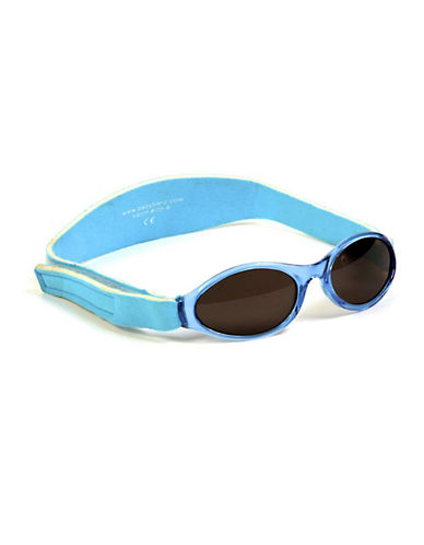 Banz Adventure Kidz Sunglasses for Ages 2-5 Years-BLUE-One Size