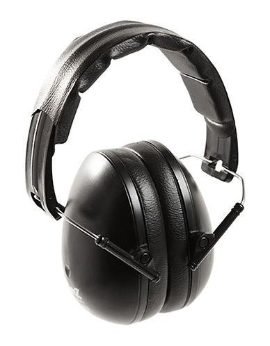 Banz Foam-Filled Ear Muffs-BLACK-One Size