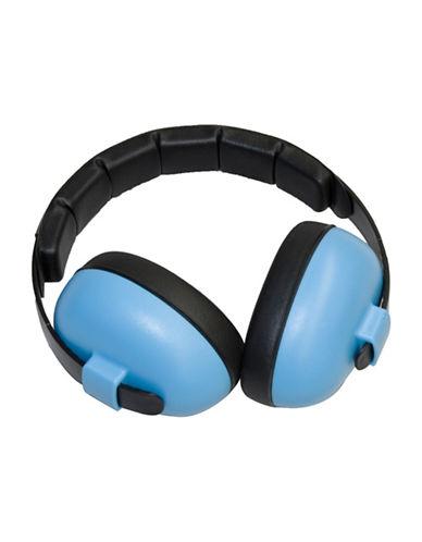Banz Two-Tone Mini Earmuffs-BLUE-One Size