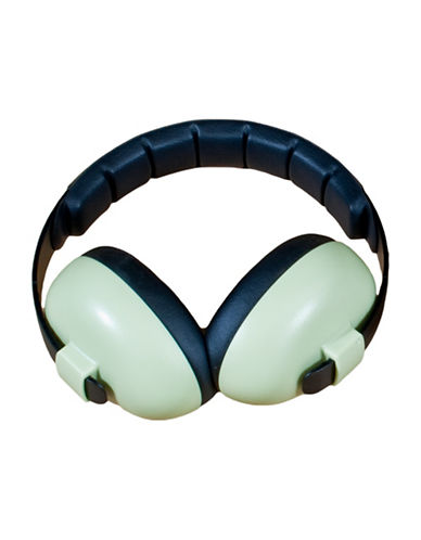 Banz Two-Tone Mini Earmuffs-GREEN-One Size
