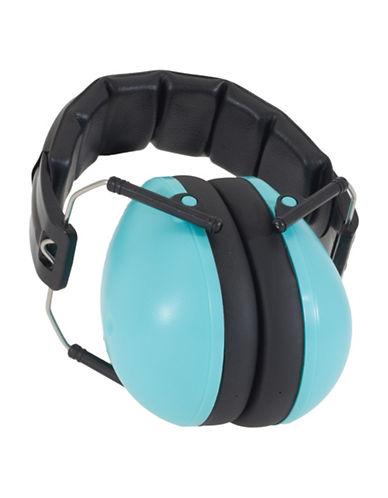 Banz Two-Tone Compact Earmuffs-BLUE-One Size