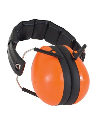 Banz Two-Tone Compact Earmuffs-ORANGE-One Size