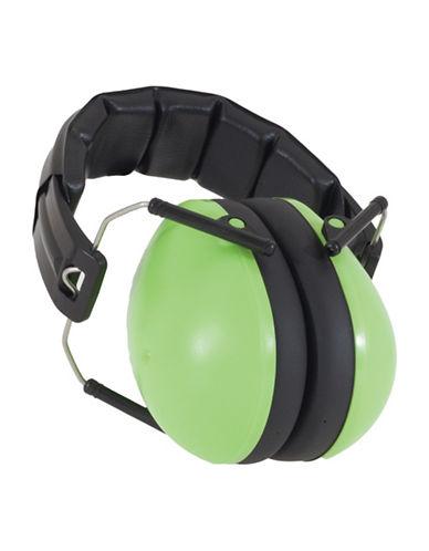 Banz Two-Tone Compact Earmuffs-LIME-One Size