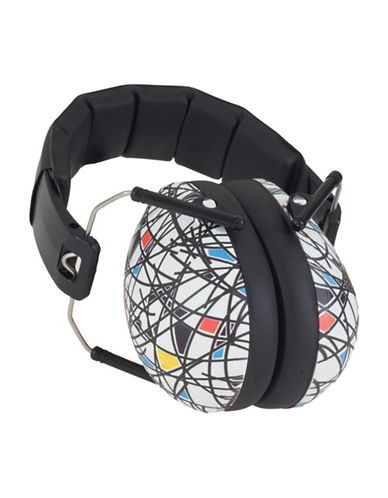 Banz Squiggle Compact Earmuffs-MULTI-One Size