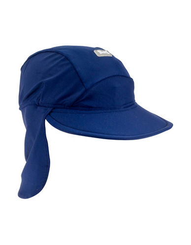 Banz Small Flap Hat-BLUE-Small