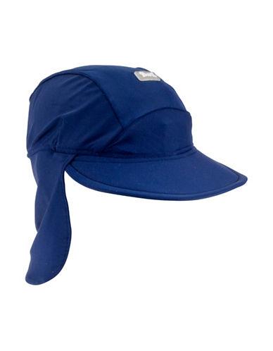 Banz Large Flap Hat-BLUE-Large