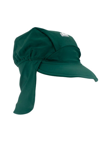 Banz Small Flap Hat-GREEN-Medium