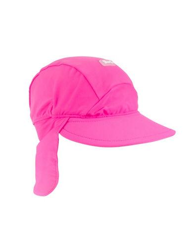 Banz Small Flap Hat-PINK-Medium