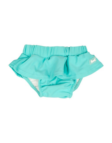 Banz Skirted Swim Diaper-BLUE-Small
