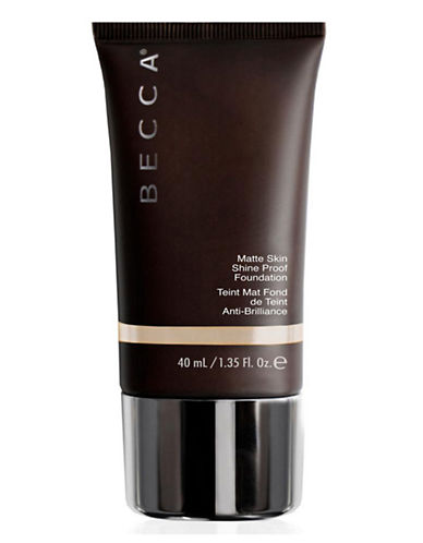 Becca Ever Matte Shine Proof Foundation-SHELL-40 ml