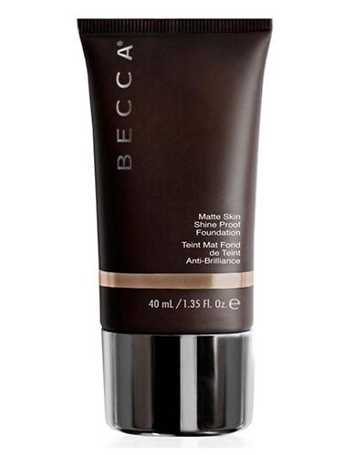 Becca Ever Matte Shine Proof Foundation-CAFÉ-40 ml