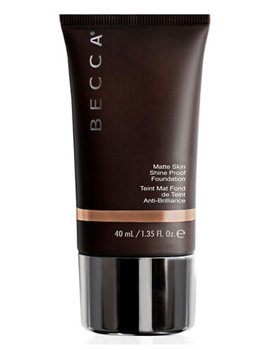 Becca Ever Matte Shine Proof Foundation-TOBACCO-40 ml