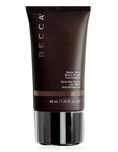 Becca Ever Matte Shine Proof Foundation-MAHOGANY-40 ml